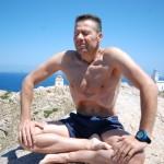 Mauro fa Yoga