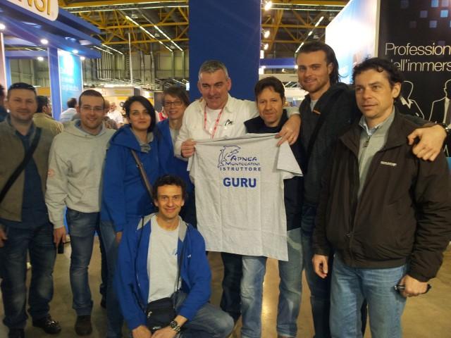 Eudi 2014 - Il nostro regalo a Danilo Cialoni